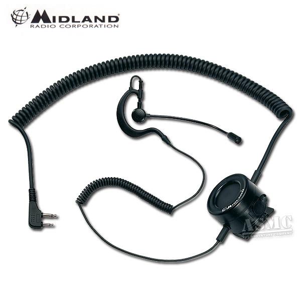 ABM TACTICAL Schwanenhalsmikrofon