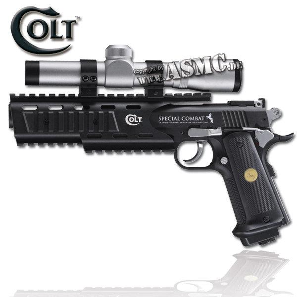 Pistole Colt Special Combat Xtreme