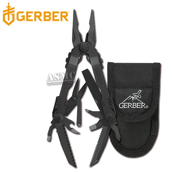 Gerber Diesel schwarz