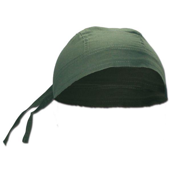 Headwrap oliv