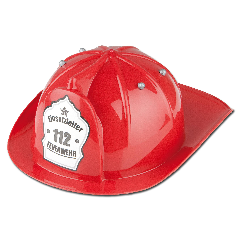 Kinder Feuerwehrhelm Einsatzleiter