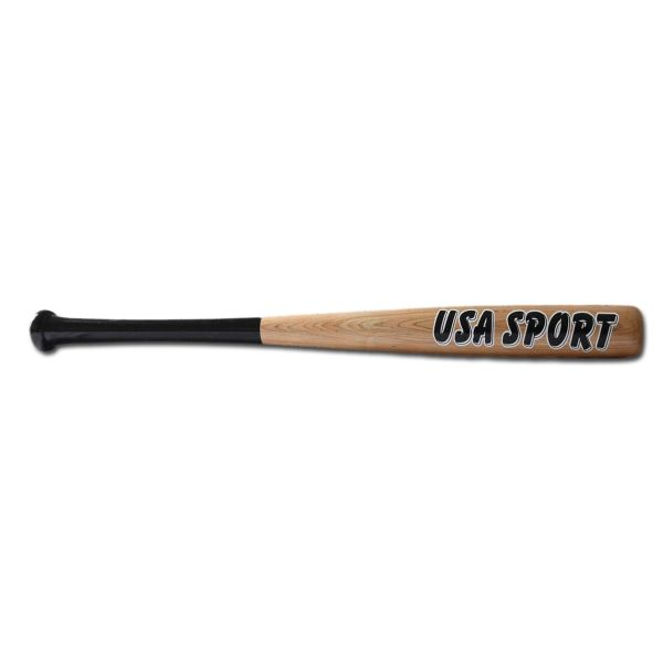 "Baseballschläger Holz Natur 25"""