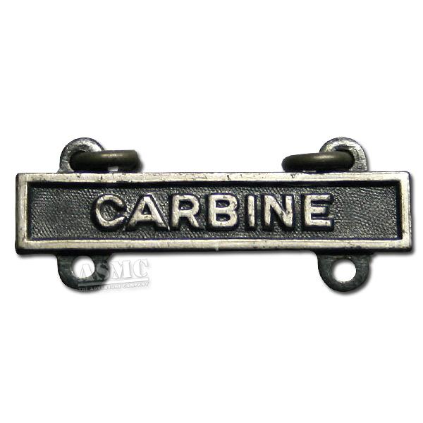 Abzeichen US Qualification Bar Carbine