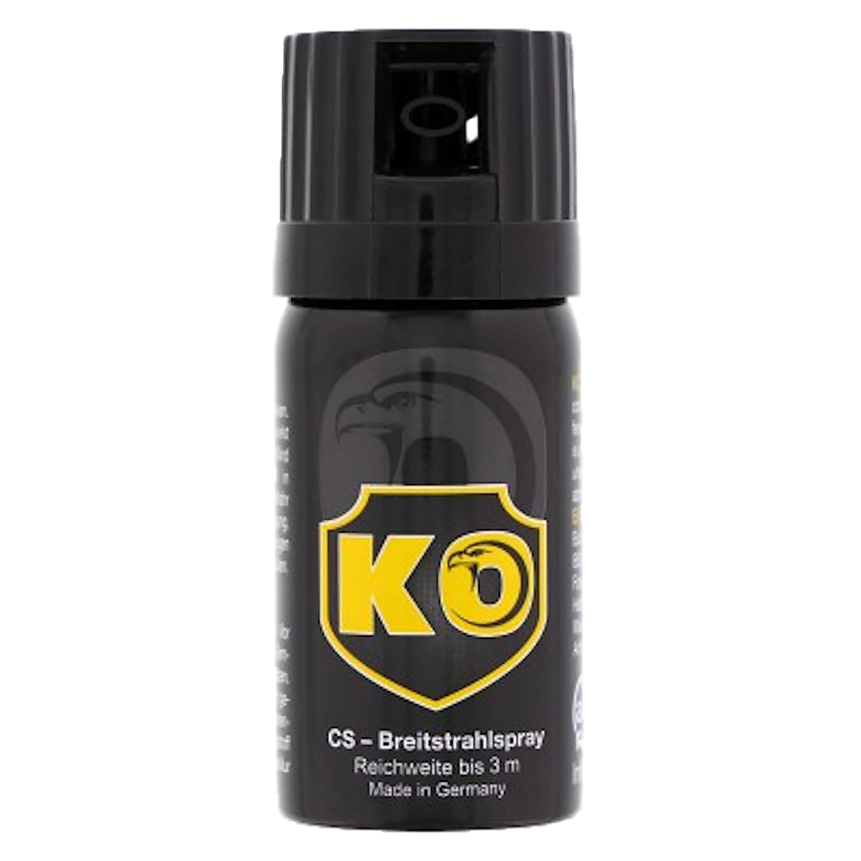 Abwehrspray KO 40 ml Breitstrahl