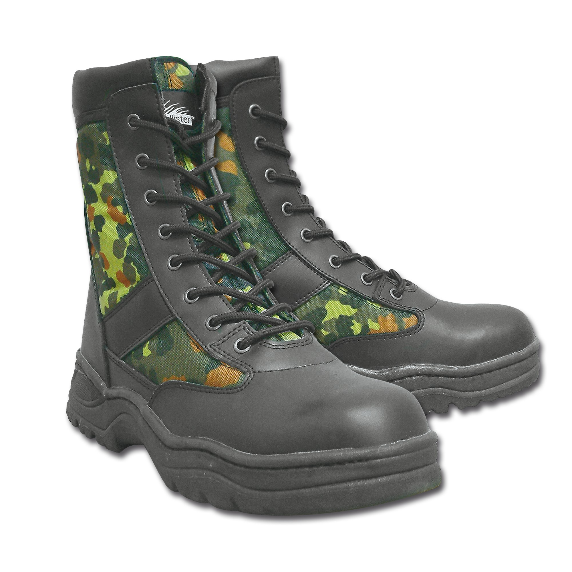 Outdoor Boots flecktarn