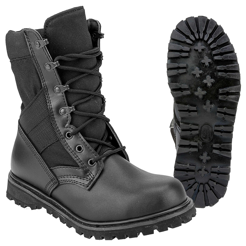 Boots Bondage London schwarz