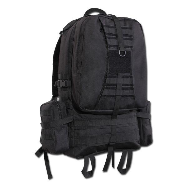 Rucksack Rothco Assault Pack schwarz