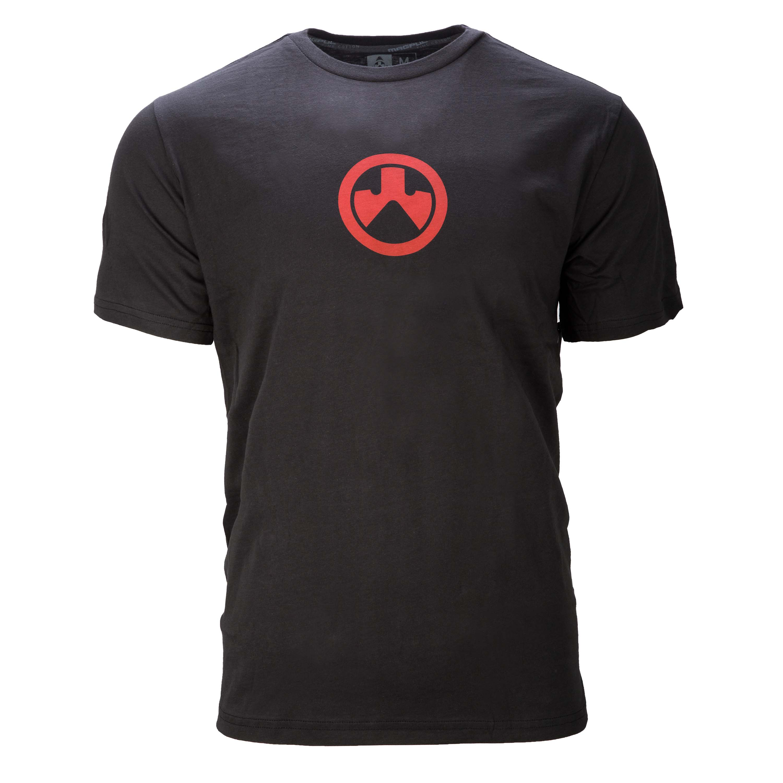Magpul T-Shirt Fine Cotton Icon Logo schwarz