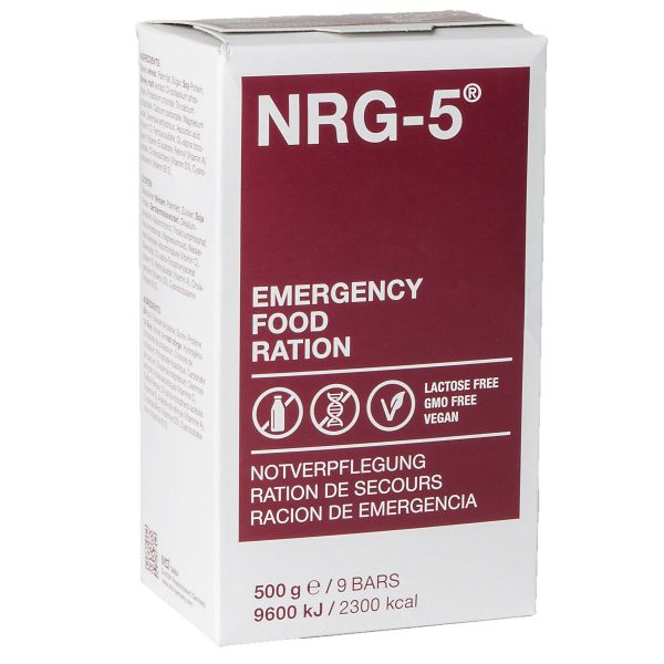 Notverpflegung NRG-5