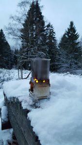 Tee im Schnee die 2.