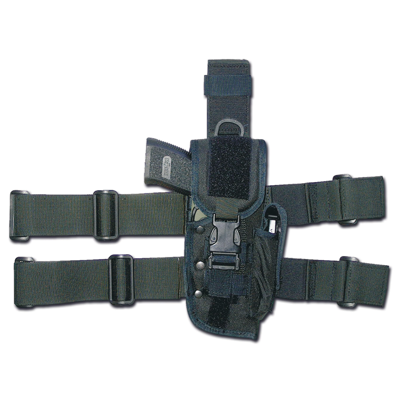 Taktikholster P8 schwarz