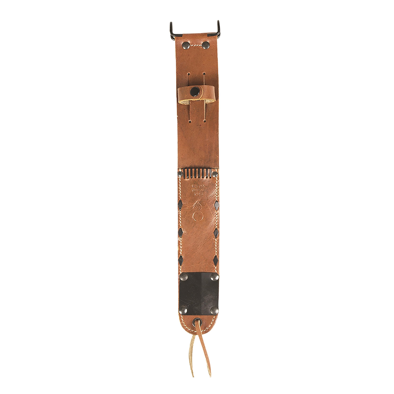 US Kampfmesserscheide für M3 Leder