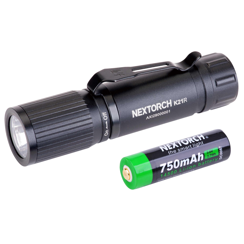 Nextorch Taschenlampe K21R