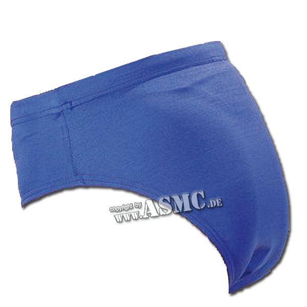 BW Badehose blau gebraucht