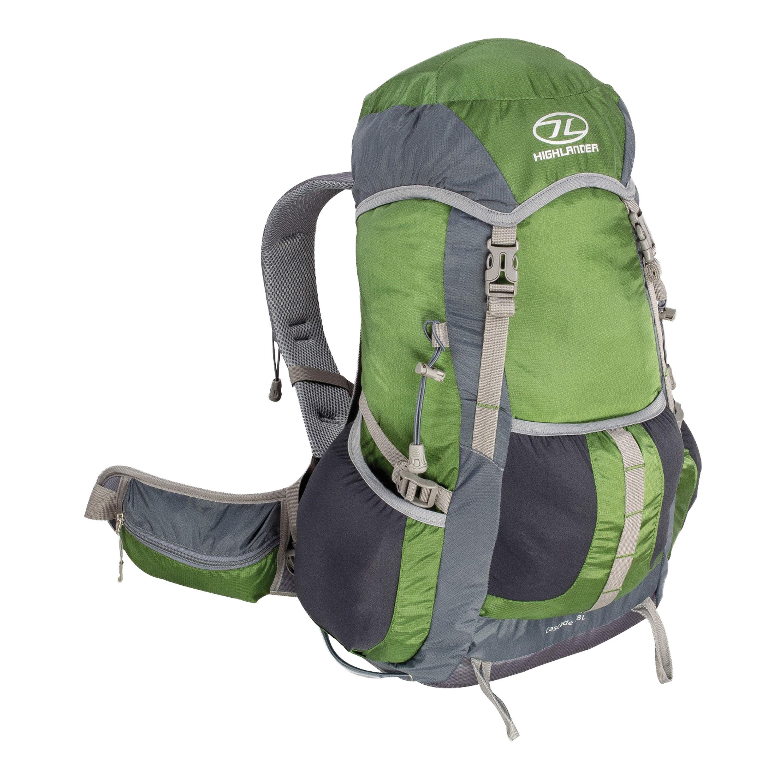 Highlander Rucksack Cascade 28 L grün