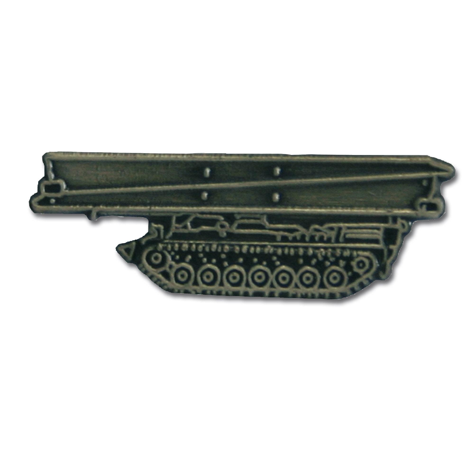 Pin Mini Metall Biber