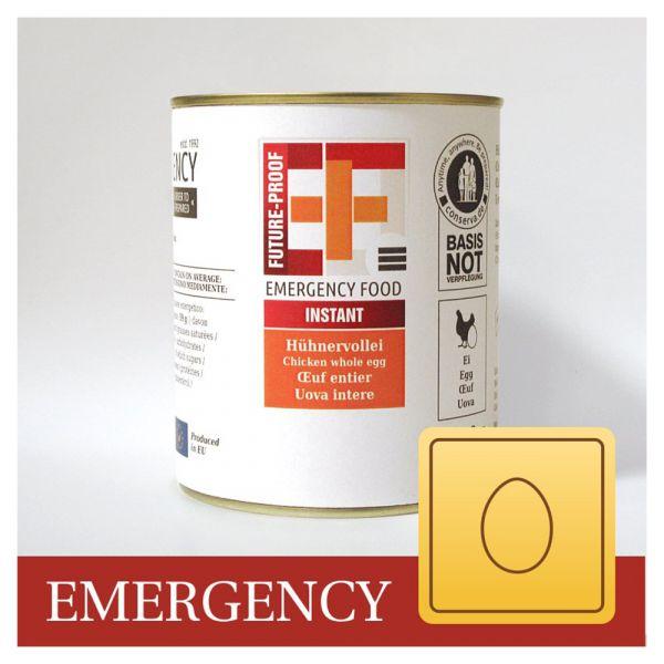 EF Emergency Food Basic Hühnervolleipulver Bodenhaltung
