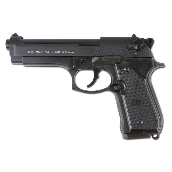 Pistole Reck Miami 92 F brüniert