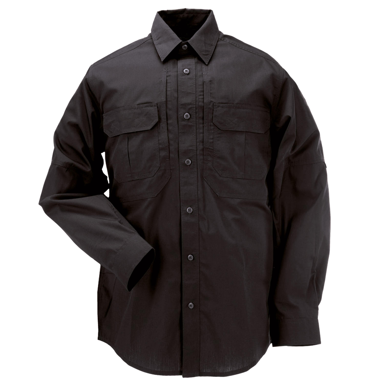 5.11 Taclite Pro Shirt Langarm schwarz