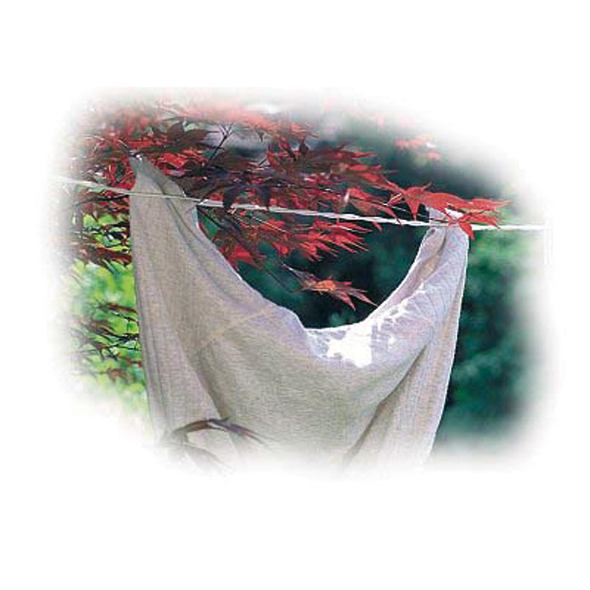 Wäscheleinenexpander weiß