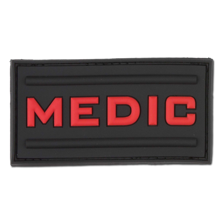 3D-Patch MEDIC blackmedic