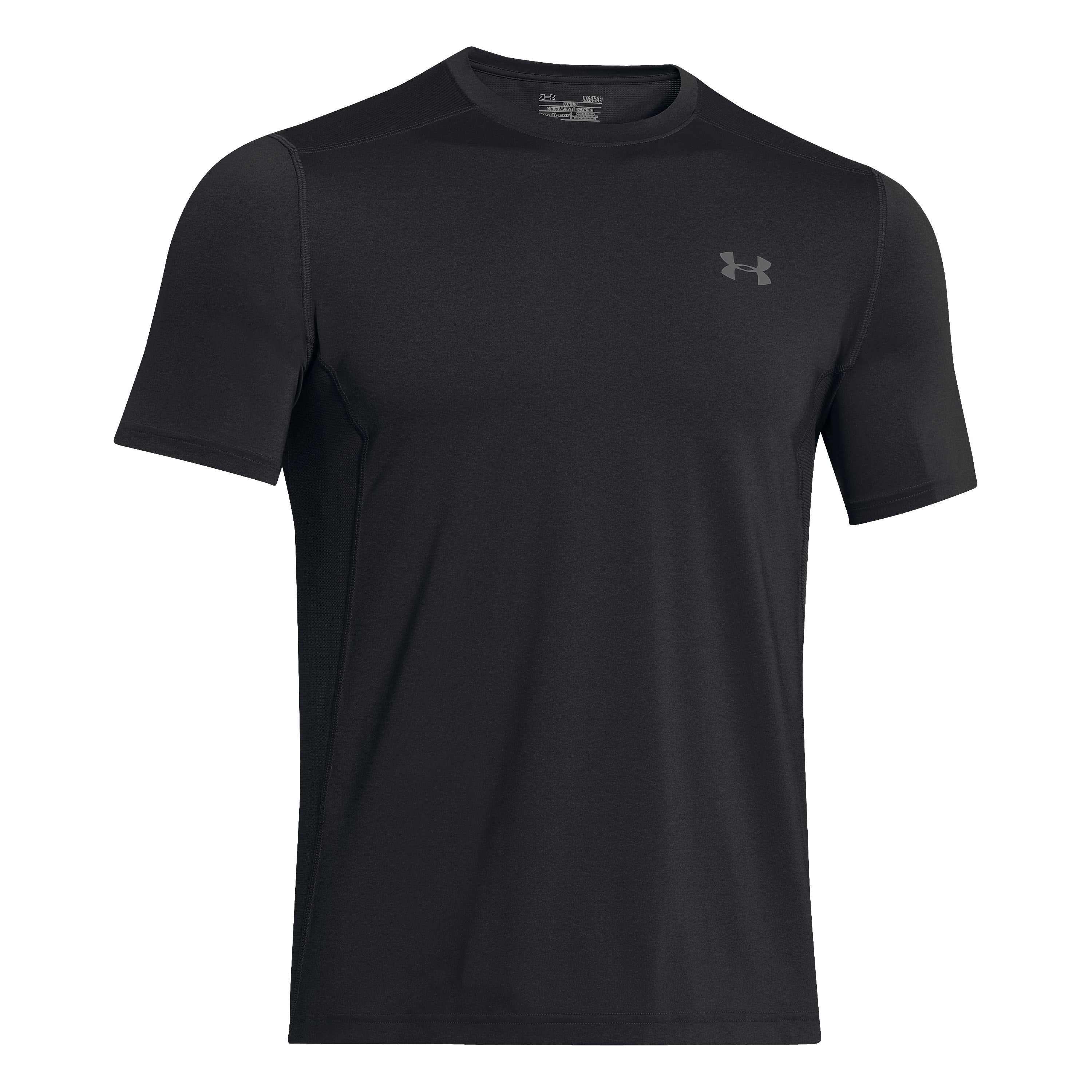 Under Armour T-Shirt Raid SS schwarz