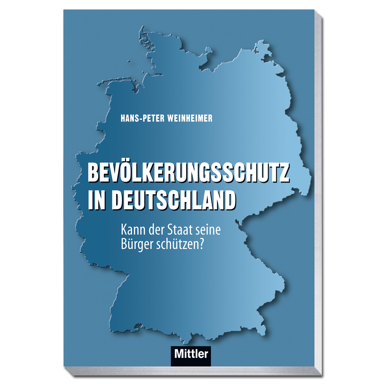 Buch Bevölkerungsschutz in Deutschland