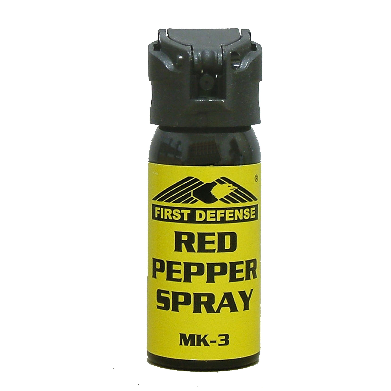 Pfefferspray Red Pepper MK-3 Sprühstrahl ballistisch 50 ml
