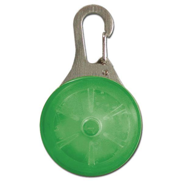 Nite Ize Karabiner LED SpotLit grün