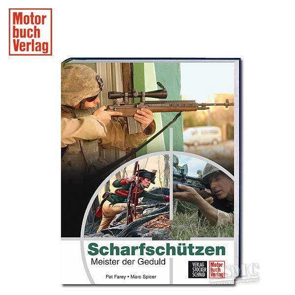 Buch Scharfschützen - Meister der Geduld
