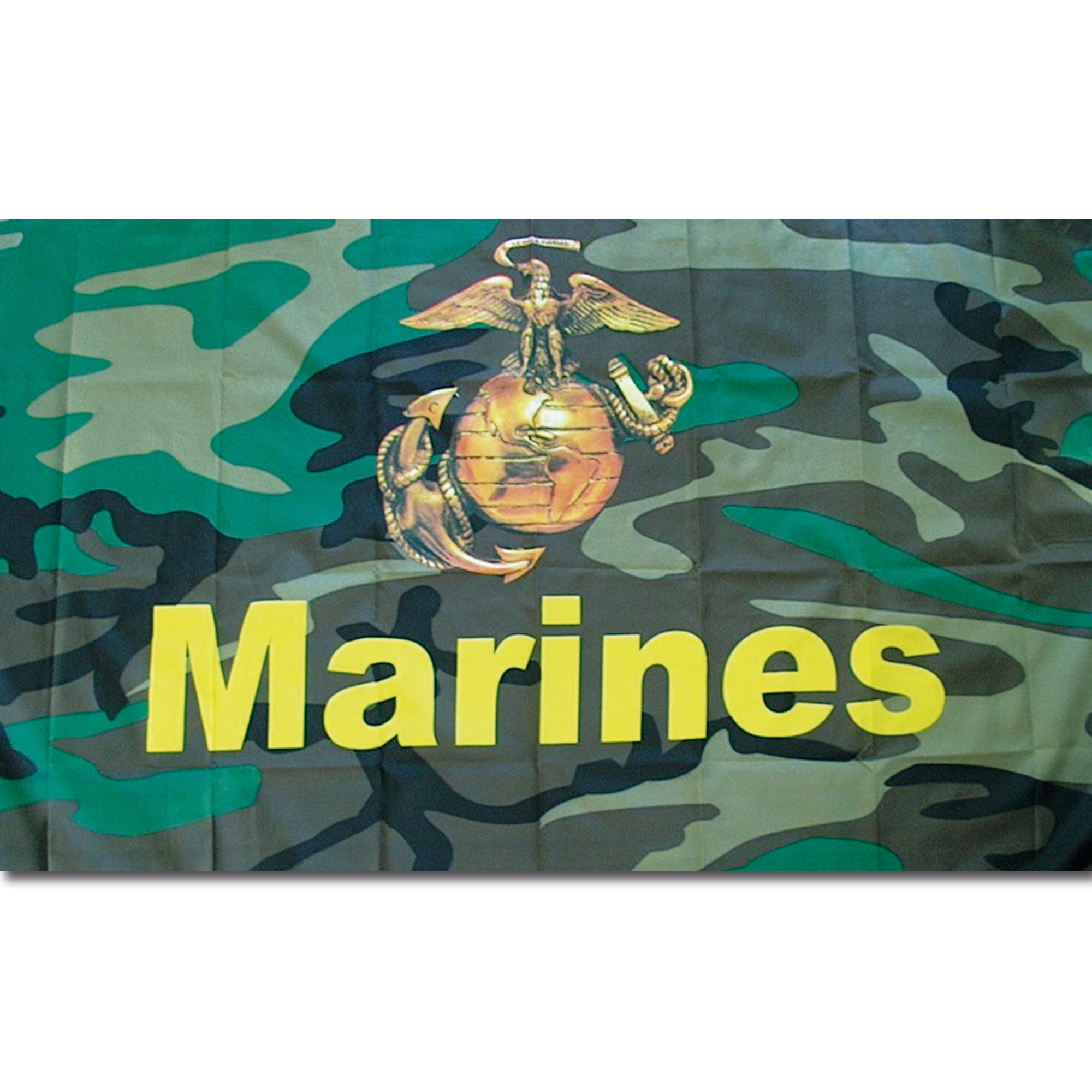 Flagge US Marines tarn