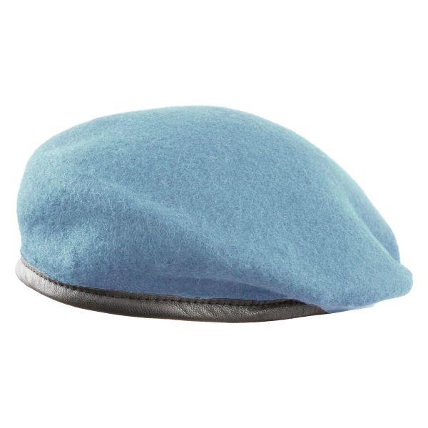 Französisches Barett UNO-blau