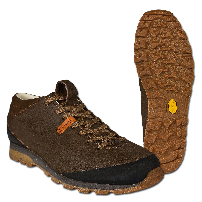 Schuhe Aku Bellamont Plus dunkel braun