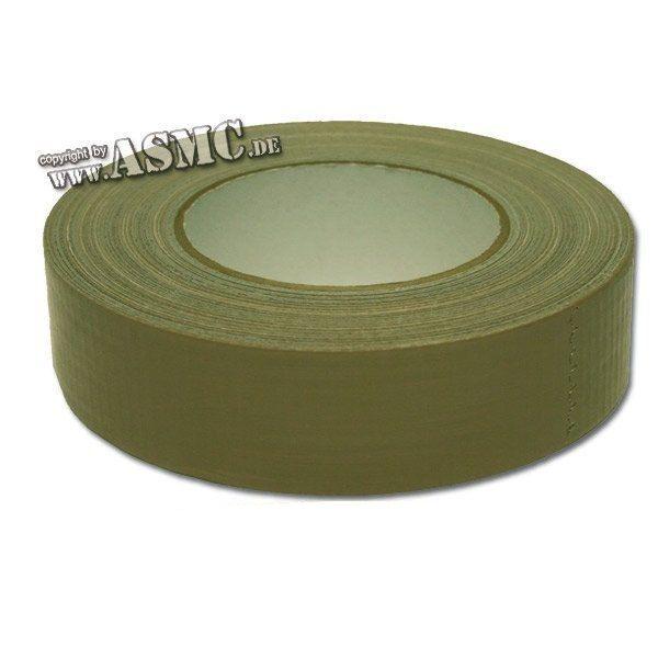 Panzerband oliv 50 mm breit