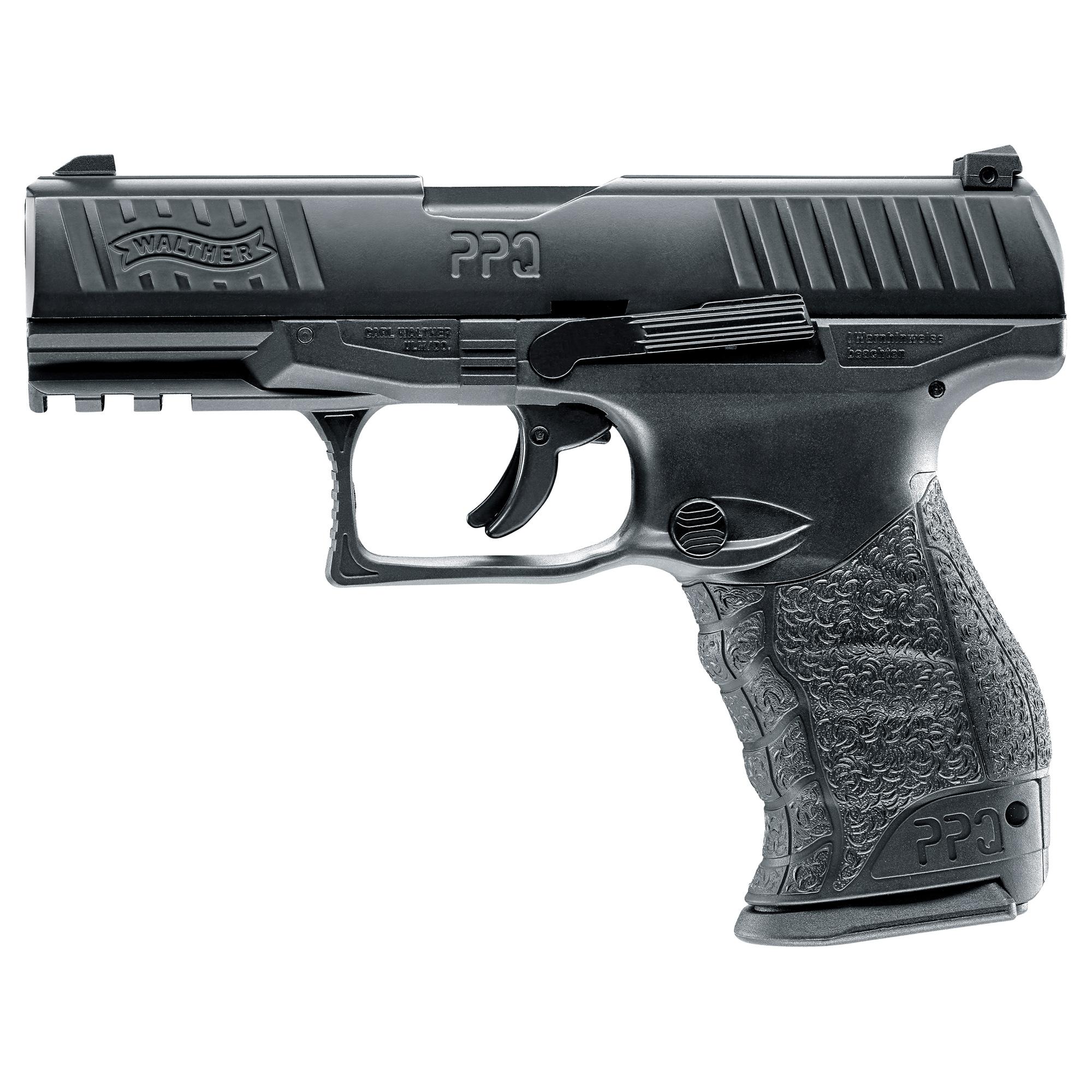 T4E Home Defense Walther PPQ M2 Co2 Kaliber .43 schwarz