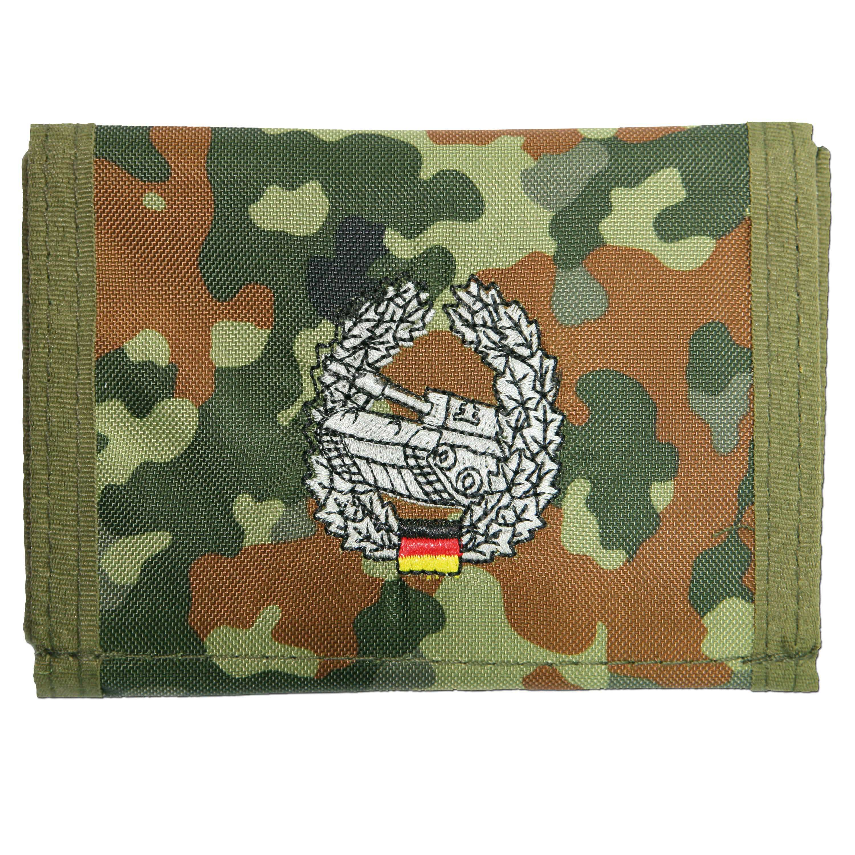 Portemonnaie Panzer