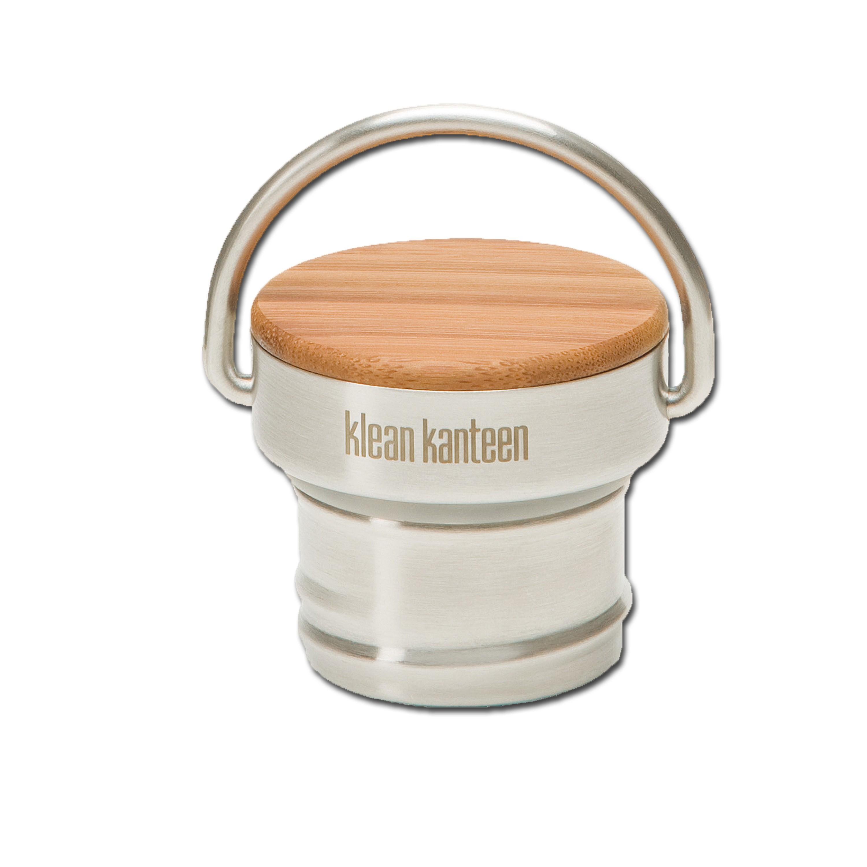 Flaschenverschluss Klean Kanteen Stainless Unibody Bamboo Cap