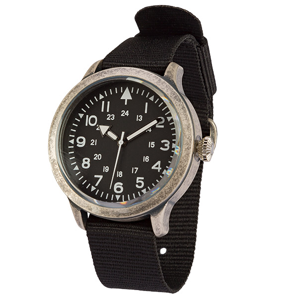 Mil-Tec Uhr British-Style dull