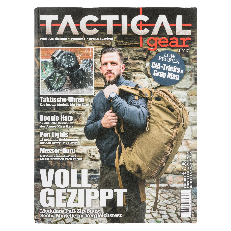 Magazin Tactical Gear 04/2017
