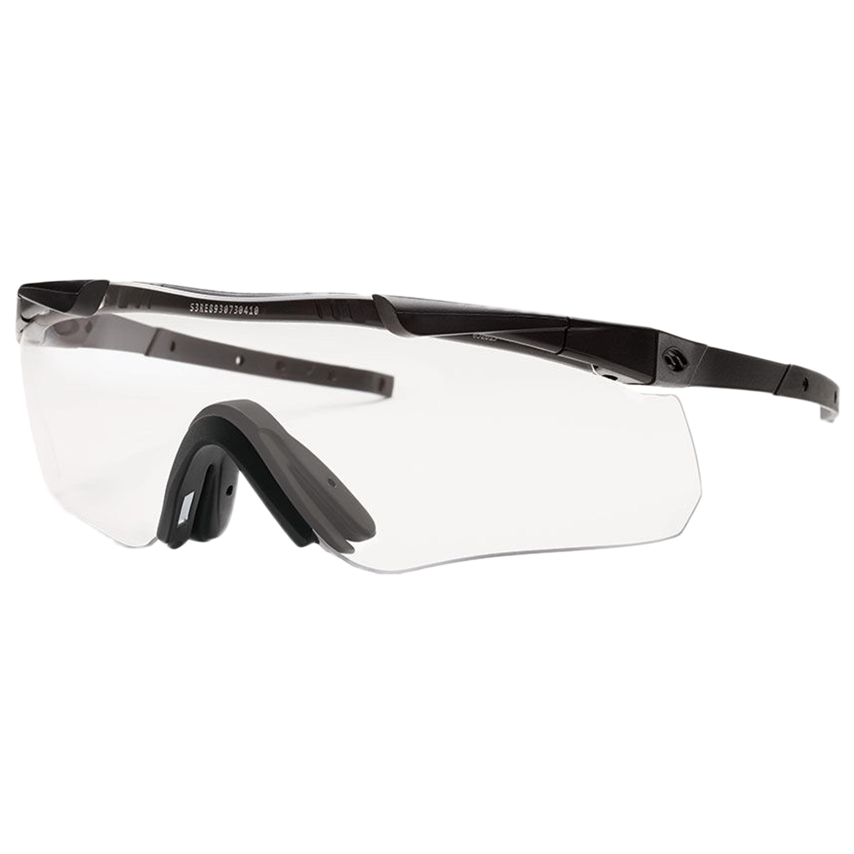 Smith Optics Schutzbrille Aegis Echo II Compact schwarz grau