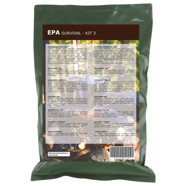 EPA Survival-Kit 3