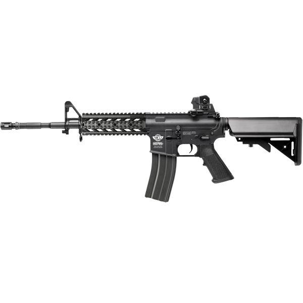 G&G Airsoft Gewehr CM16 Raider L 0.5 J AEG schwarz