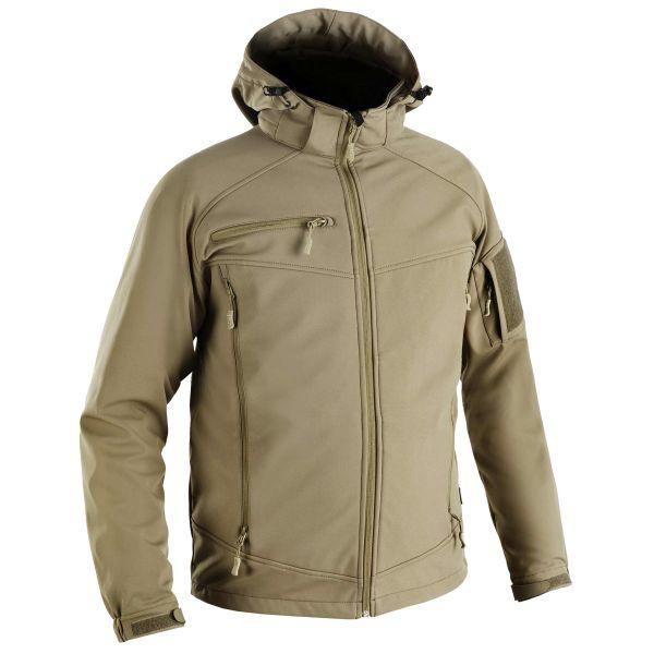 TOE Concept Softshell Jacke Storm 2.0 khaki