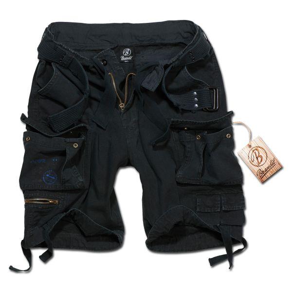 Brandit Savage Shorts schwarz