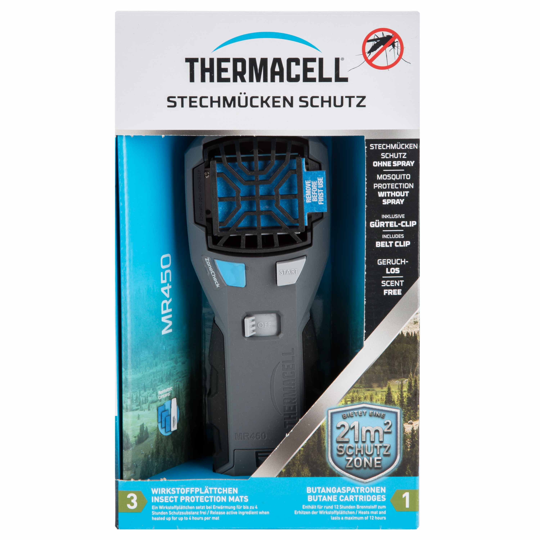 Thermacell Insektenschutz Handgerät heavy duty MR-450