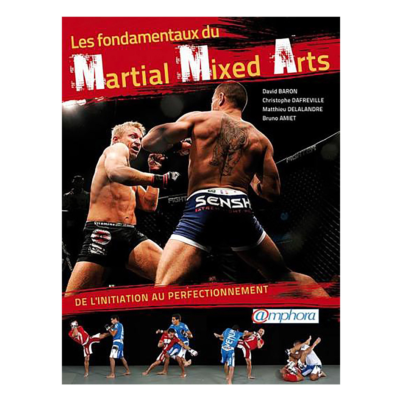 Buch Les Fondamentaux du Mixed Martial Arts MMA OT