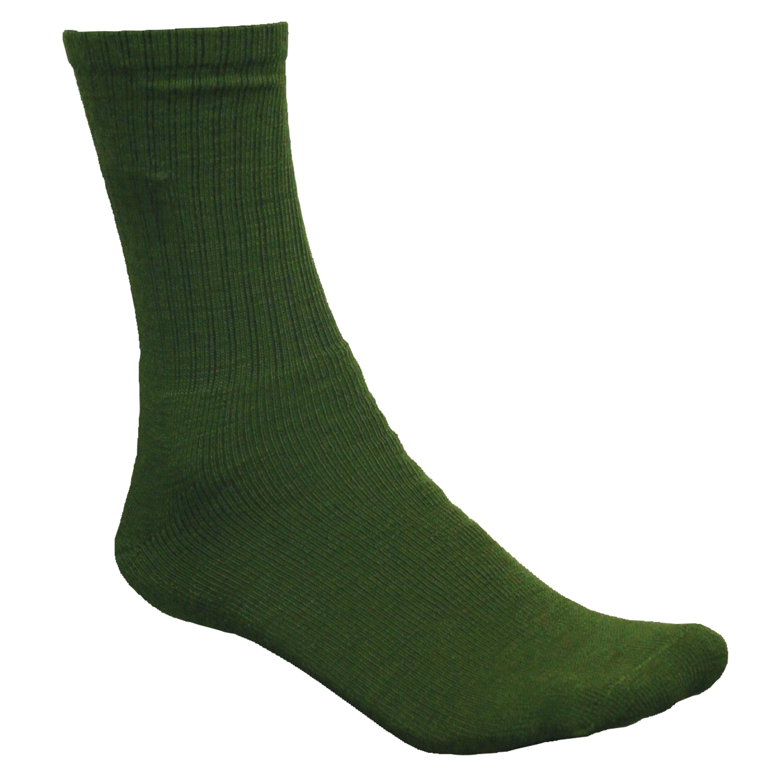 Woolpower Socken Active oliv
