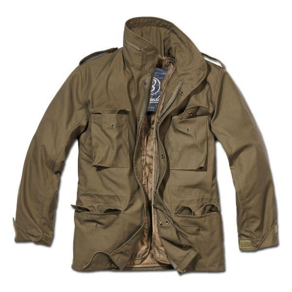 Brandit Jacke M65 Standard oliv