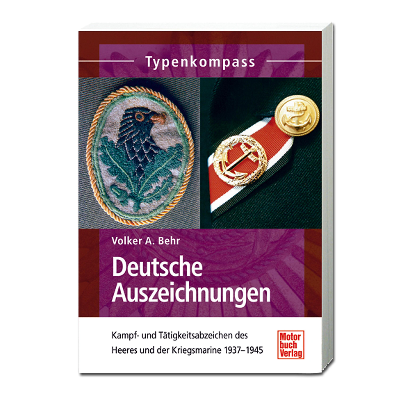 Deutsche Auszeichnungen 1937 - 1945