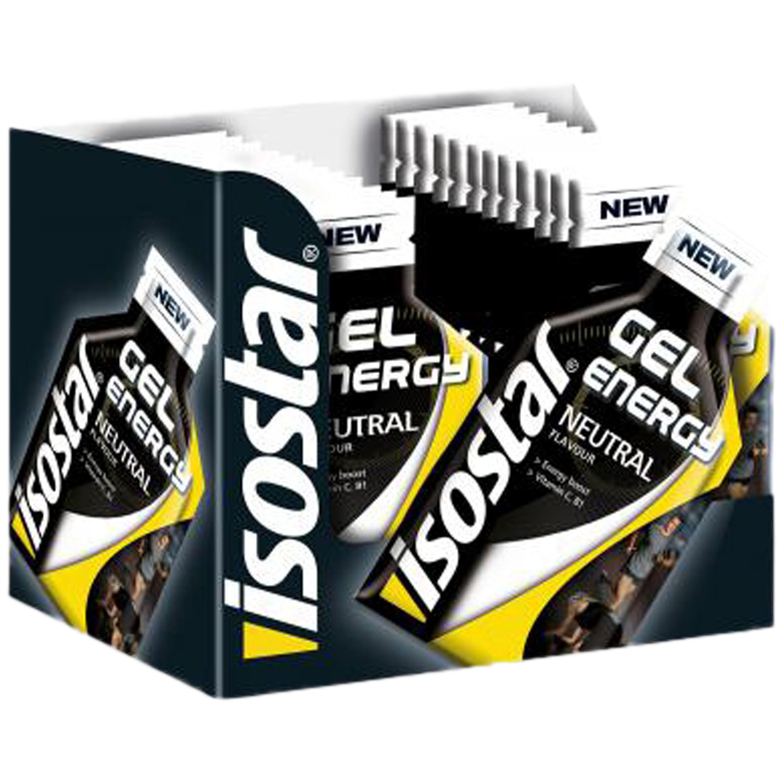 Isostar Gel Energy neutral 35 g – 24 Pouches